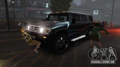 Novo Zombie-script para GTA 4 sétima tela