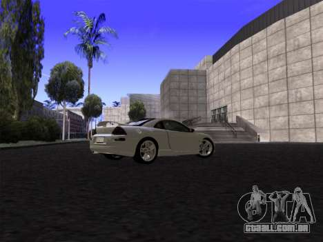SA_RaptorX v 2.0 para PC fraco para GTA San Andreas quinto tela