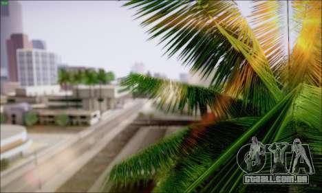 Reflective ENBSeries v1.0 para GTA San Andreas segunda tela