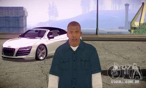 Franklin para GTA San Andreas