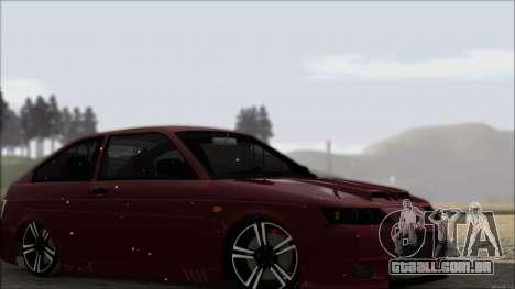 Esportes VAZ-2112 para GTA San Andreas