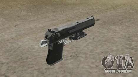 MW2 de pistola Desert Eagle para GTA 4 segundo screenshot