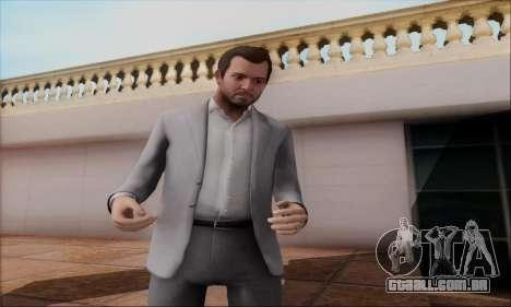 Trevor, Michael, Franklin para GTA San Andreas