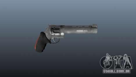 Raging Bull revólver para GTA 4 terceira tela