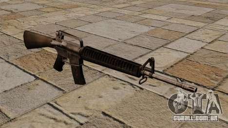 Fuzil de assalto M16A2 para GTA 4