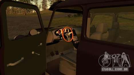 GAZ 53 para GTA 4 vista direita