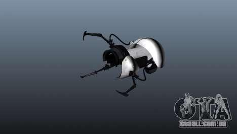 Mini arma de Portal para GTA 4