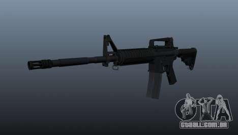 Carabina M4 para GTA 4