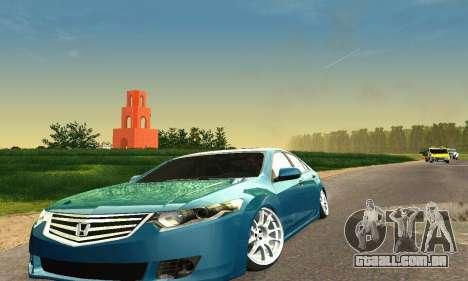 Honda Accord Tuning para GTA San Andreas