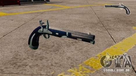 Pistola Flint-fechamento para GTA 4