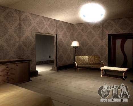 Textura melhorada em Jefferson para GTA San Andreas por diante tela