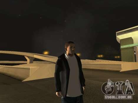 Chester Bennington para GTA San Andreas por diante tela