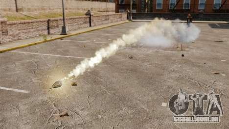 Foguetes de tiros para GTA 4 segundo screenshot