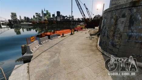Bohan-Dukes Off Road Track para GTA 4 oitavo tela