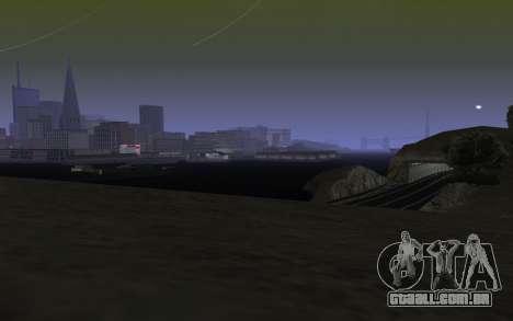 ENBSeries v3 para GTA San Andreas sétima tela