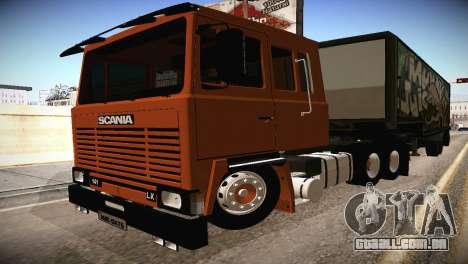 Scania LK 141 6x2 para GTA San Andreas