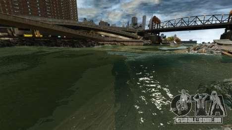 Mar limpo para GTA 4