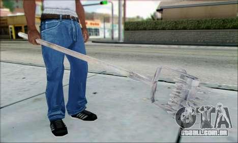 Cultivador para GTA San Andreas