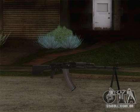 O RPK-74 m para GTA San Andreas