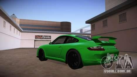 Porsche 911 TT Ultimate Edition para GTA San Andreas esquerda vista
