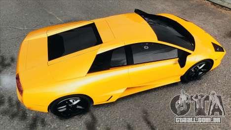 Lamborghini Murcielago LP640 2007 [EPM] para GTA 4 vista superior
