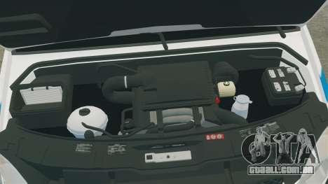 Mercedes-Benz Sprinter 2500 Prisoner Transport para GTA 4 vista interior