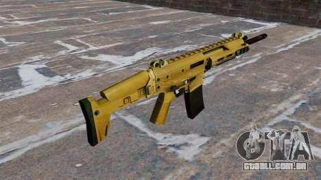 Fuzil de assalto ACR 4.2 para GTA 4 segundo screenshot