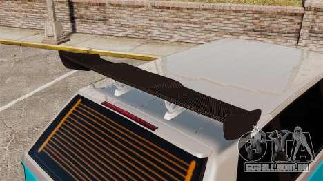 Extreme Spoiler Adder 1.0.7.0 para GTA 4 nono tela