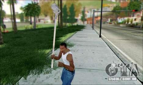 Cultivador para GTA San Andreas terceira tela