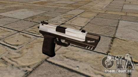 Jogo de pistola HK USP para GTA 4