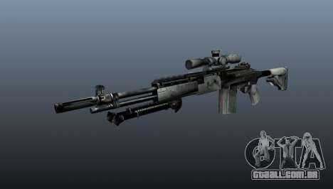 Rifle sniper M21 Mk14 v1 para GTA 4