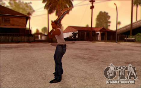 Kel′delar para GTA San Andreas terceira tela