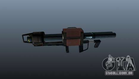 Lançador de foguetes de Halo para GTA 4 terceira tela