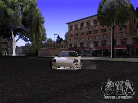 SA_RaptorX v 2.0 para PC fraco para GTA San Andreas sexta tela