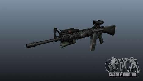 Fuzil M16A4 AEG para GTA 4