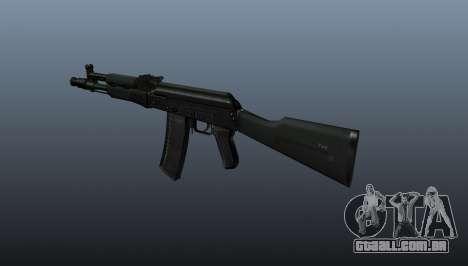 AK-102 para GTA 4 segundo screenshot