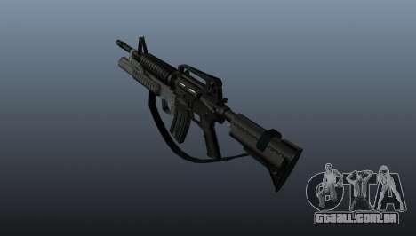 Carabina automática M4A1 v1 para GTA 4 segundo screenshot