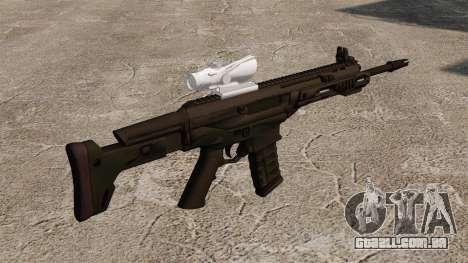 Automático Remington ACR Aeg para GTA 4 segundo screenshot