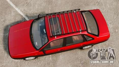 Volkswagen Passat B3 1995 para GTA 4 vista direita