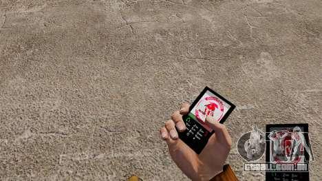 O tema para o telefone Olympiakos FC para GTA 4