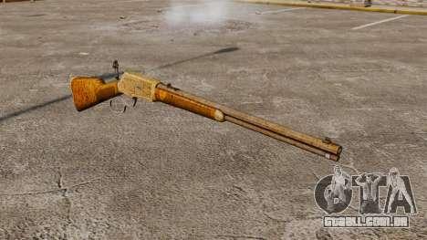Cowboy arma para GTA 4