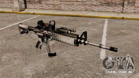 Automático M4 Red Dop v1 para GTA 4