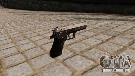 Pistola Jericho 941 para GTA 4 segundo screenshot
