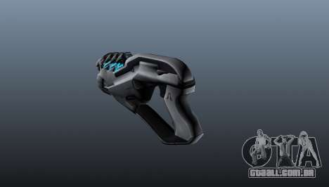 Arma arco zona Ii para GTA 4 segundo screenshot