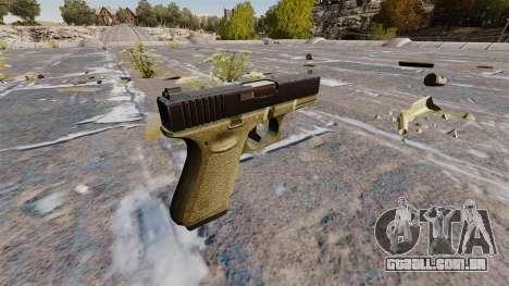 Pistola semi-automática Glock 19 para GTA 4 segundo screenshot
