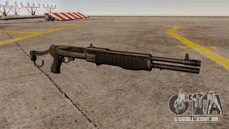 Franchi SPAS-12 shotgun Armageddon para GTA 4