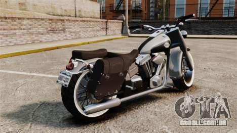 Custom Bobber v1 para GTA 4 esquerda vista