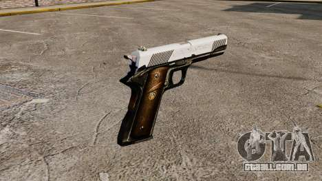 Pistola M1911 Knight para GTA 4 segundo screenshot