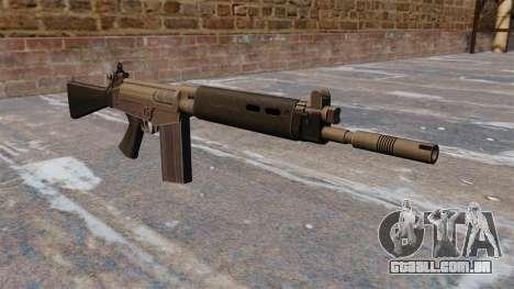 Rifle de batalha FN FAL para GTA 4