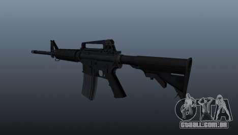 Carabina M4 para GTA 4 segundo screenshot